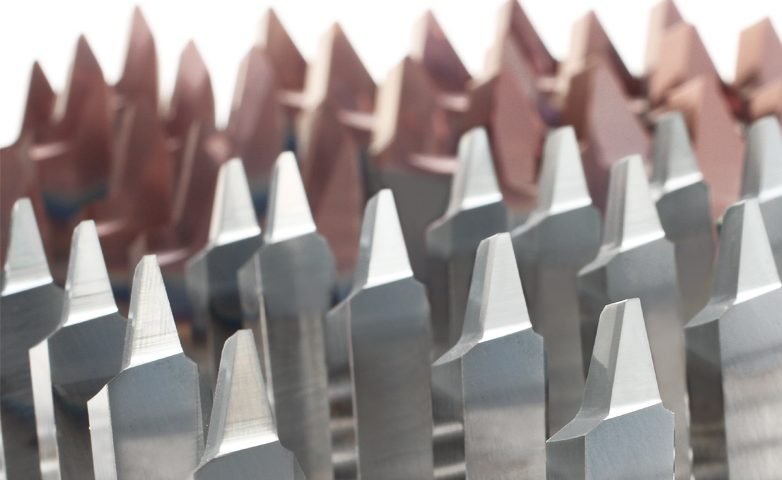 Carbide stick blades for bevel gears – MiniTools Coating